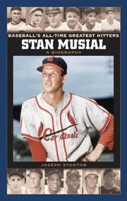 Cover of: Stan Musial | Joseph Stanton