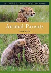 Cover of: Animal Parents