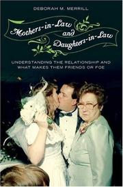 Cover of: Mothers-in-Law and Daughters-in-Law