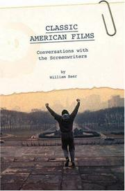 Cover of: Classic American Films | William Baer