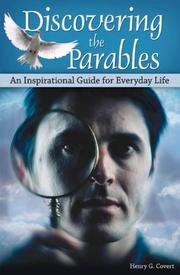 Cover of: Discovering the Parables | Henry G. Covert