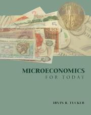 Microeconomics for today by Irvin B. Tucker