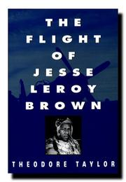 Cover of: The flight of Jesse Leroy Brown