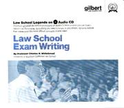 Cover of: Law School Legends Law School Exam Writing
