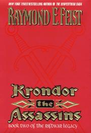 Krondor, the assassins by Raymond E. Feist