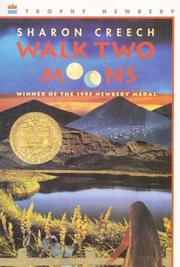 Cover of: Walk two moons | Sharon Creech