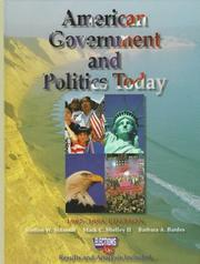American Government and Politics Today by Mack C. Shelley II