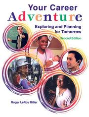Cover of: Your Career Adventure
