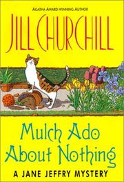 Cover of: Mulch ado about nothing: a Jane Jeffry mystery