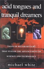 Cover of: Acid tongues and tranquil dreamers | Michael White