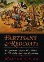 Cover of: Partisans and Redcoats
