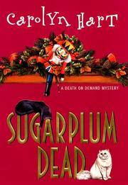 Cover of: Sugarplum dead: a death on demand mystery