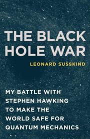 Cover of: The Black Hole War
