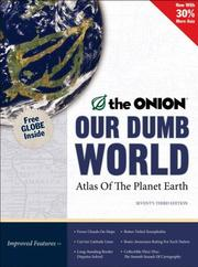 Cover of: Our Dumb World