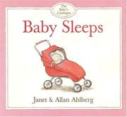 Cover of: The Baby Sleeps