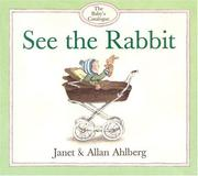 Cover of: See the rabbit