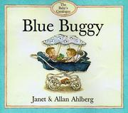 Cover of: Blue buggy