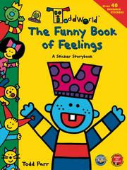 Cover of: The funny book of feelings: a sticker storybook