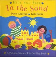 Cover of: In the sand