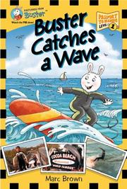 Cover of: Buster catches a wave | Marc Tolon Brown