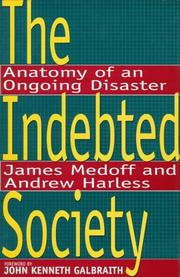 Cover of: The indebted society