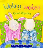 Cover of: Wakey-wakey