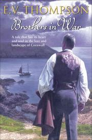 Cover of: Brothers in War (Retallick 9)