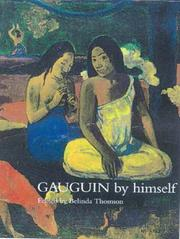 Cover of: Gauguin by Himself Handbook