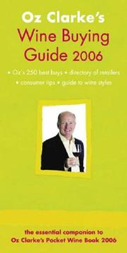 Cover of: Oz Clarke's Pocket Wine Books Wallet 200
