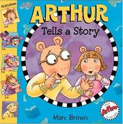 Cover of: Arthur Tells a Story | Marc Tolon Brown