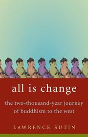 Cover of: All Is Change
