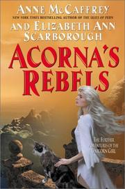 Cover of: Acorna's rebels | Anne McCaffrey
