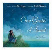 Cover of: One grain of sand