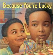 Cover of: Because You're Lucky
