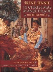 Cover of: Irene Jennie and the Christmas masquerade