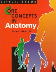 Cover of: Core concepts in anatomy