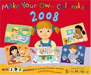 Cover of: Make Your Own Calendar 2008