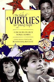 Cover of: The Book of virtues for young people by