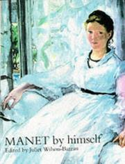 Cover of: Manet by Himself