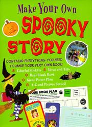Cover of: Make Your Own Spooky Story