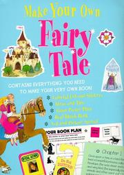 Cover of: Make Your Own Fairy Tale