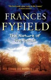 The nature of the beast by Frances Fyfield