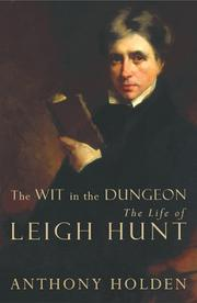 Cover of: The wit in the dungeon