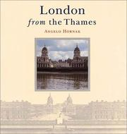 Cover of: London from the Thames