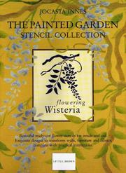 Cover of: The Painted Garden Stencil Collection (Jocasta Innes Painted Stencils)