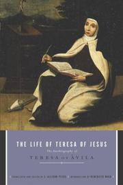 Cover of: The Life of Teresa of Jesus