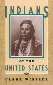 Cover of: Indians of the United States