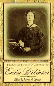 Cover of: Selected poems and letters of Emily Dickinson: together with Thomas Wentworth Higginson's account of his correspondence with the poet and his visit to her in Amherst