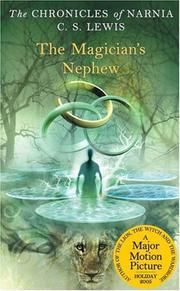 Cover of: The magician's nephew | C. S. Lewis