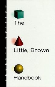 The Little, Brown handbook by H. Ramsey Fowler